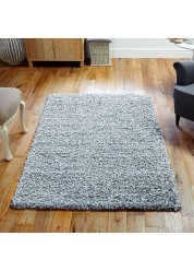Elsa Shaggy Rug Grey